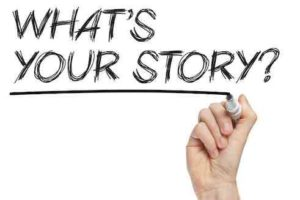 the writing: what's your story?