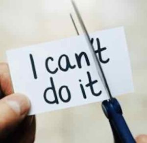 writing I can do it
