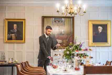 myself-working-as-an-assistan-butler-at-All-Souls-College