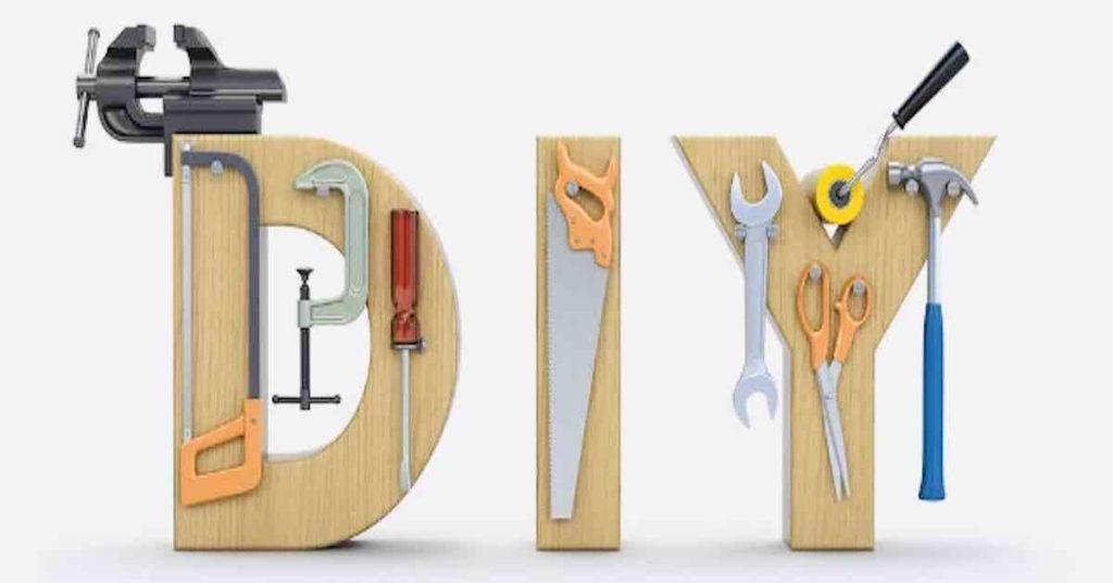 DIY: DO-IT-YOURSELF
